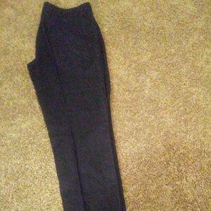 Like New pair of black pants